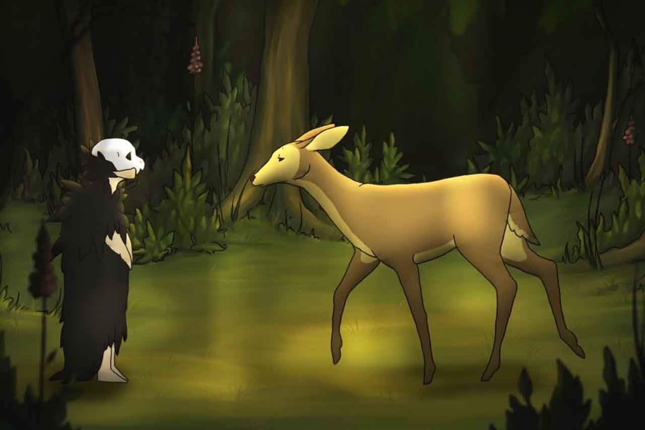 """A Touching Animated Short: """"The Life Of Death"""""""