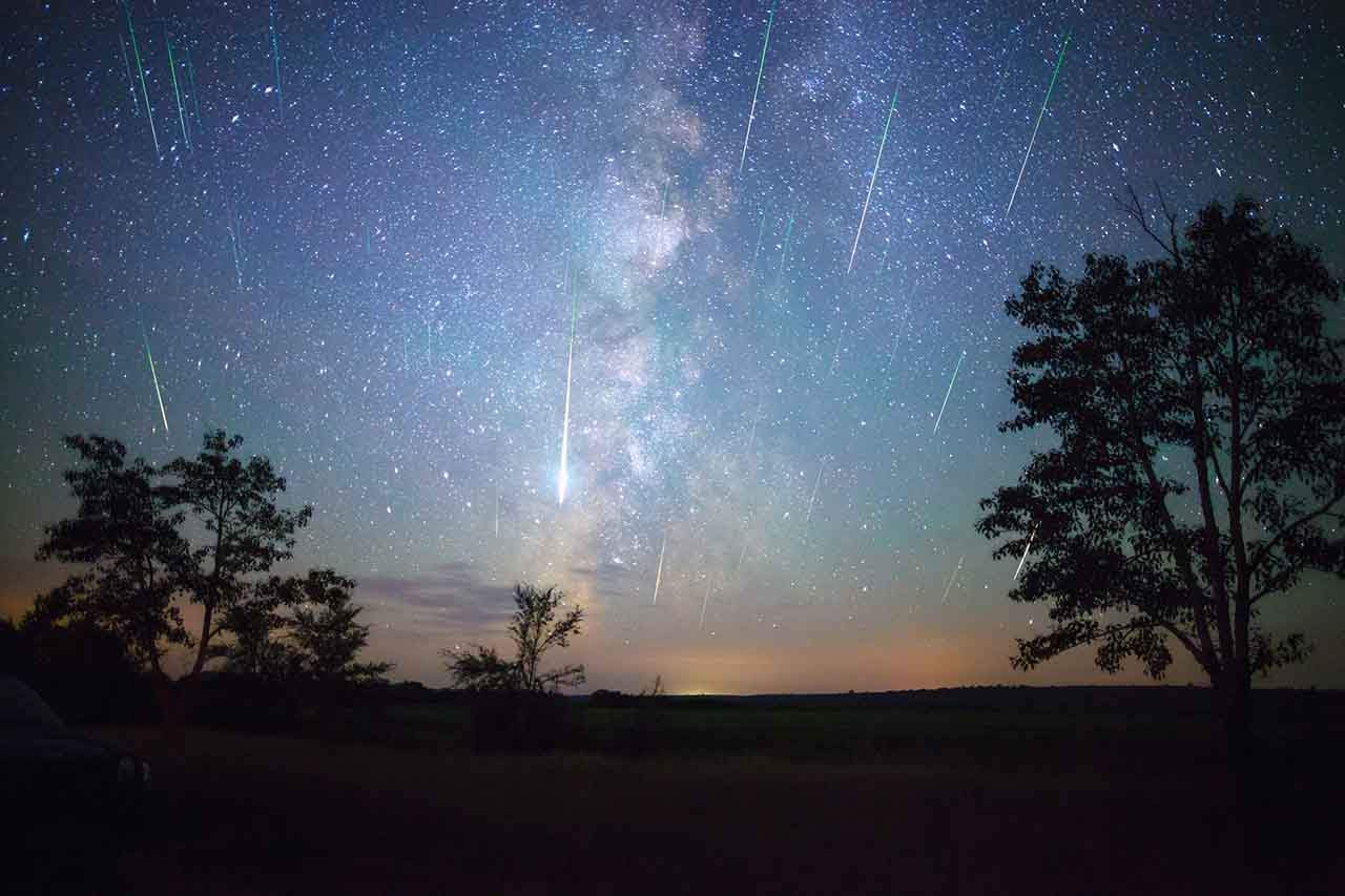 Celestial Events Of The Month: August 2016
