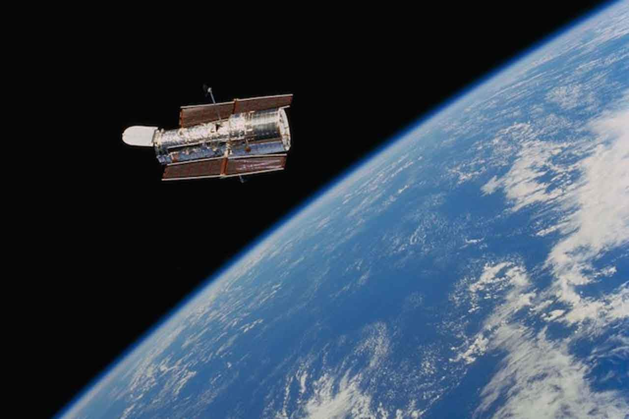 You are currently viewing 13 Breathtaking Images Taken By Hubble Space Telescope