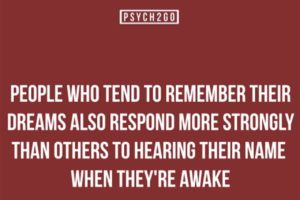 15 Useful Psychological Facts From Psych2Go