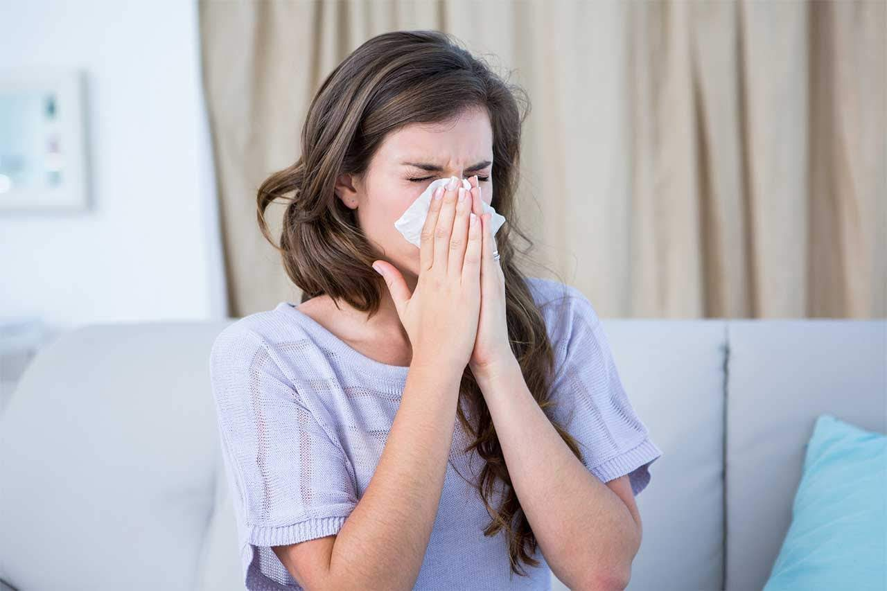 This Is How You Put An End To Stuffy Nose