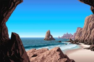 Read more about the article 16-Bit Nature GIFs That Will Take You Back To 90s