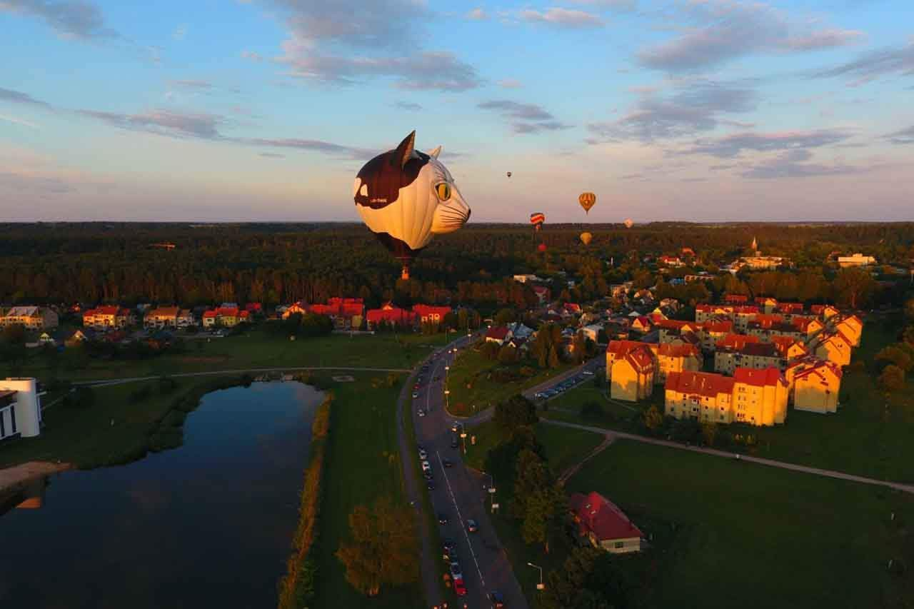 17 Amazing Photos Taken By Drones