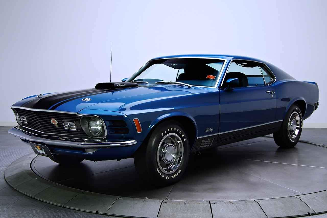 20 Classic & Badass Muscle Cars That Will Never Get Old