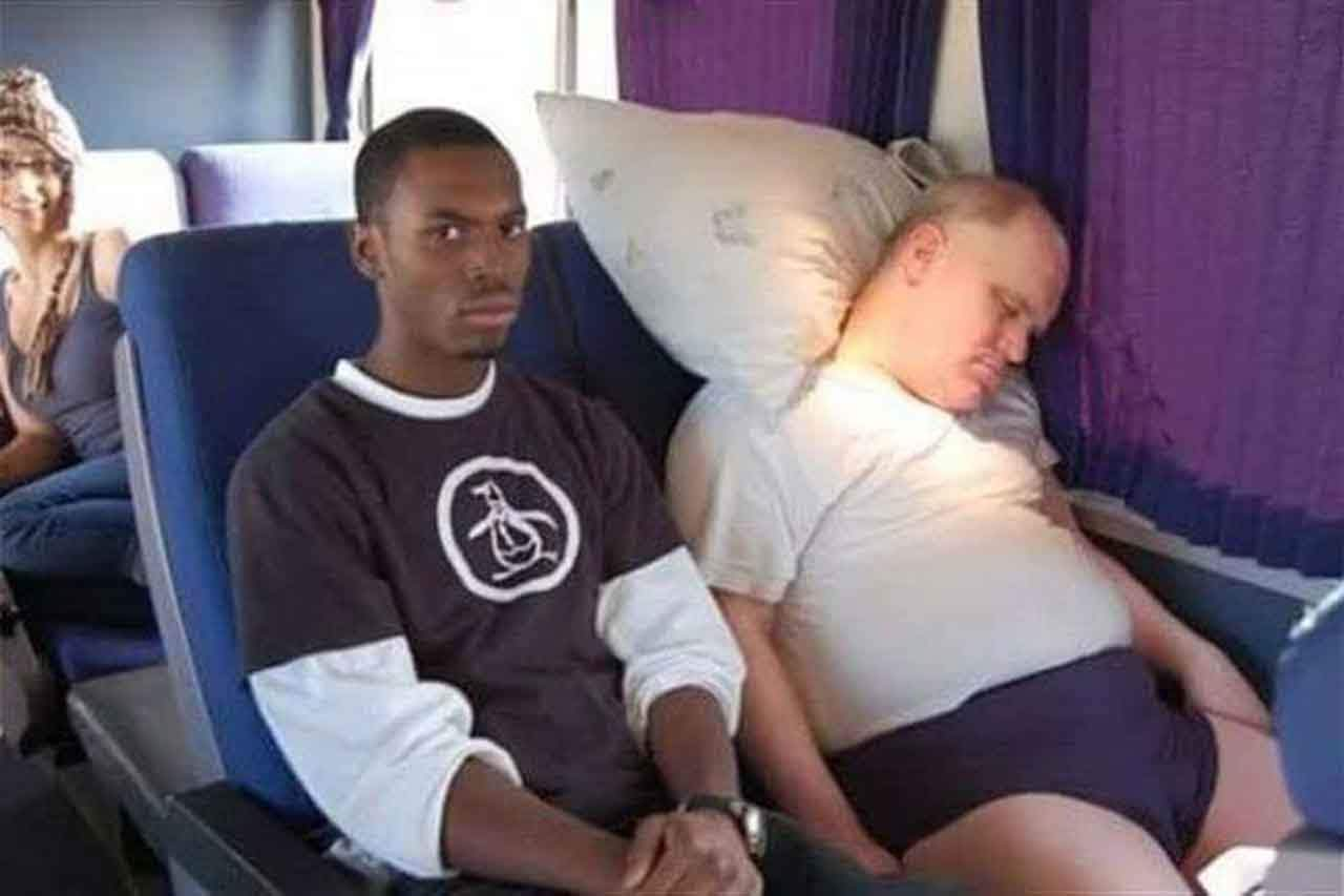 28 Public Transportation Pictures Guaranteed To Make You Laugh