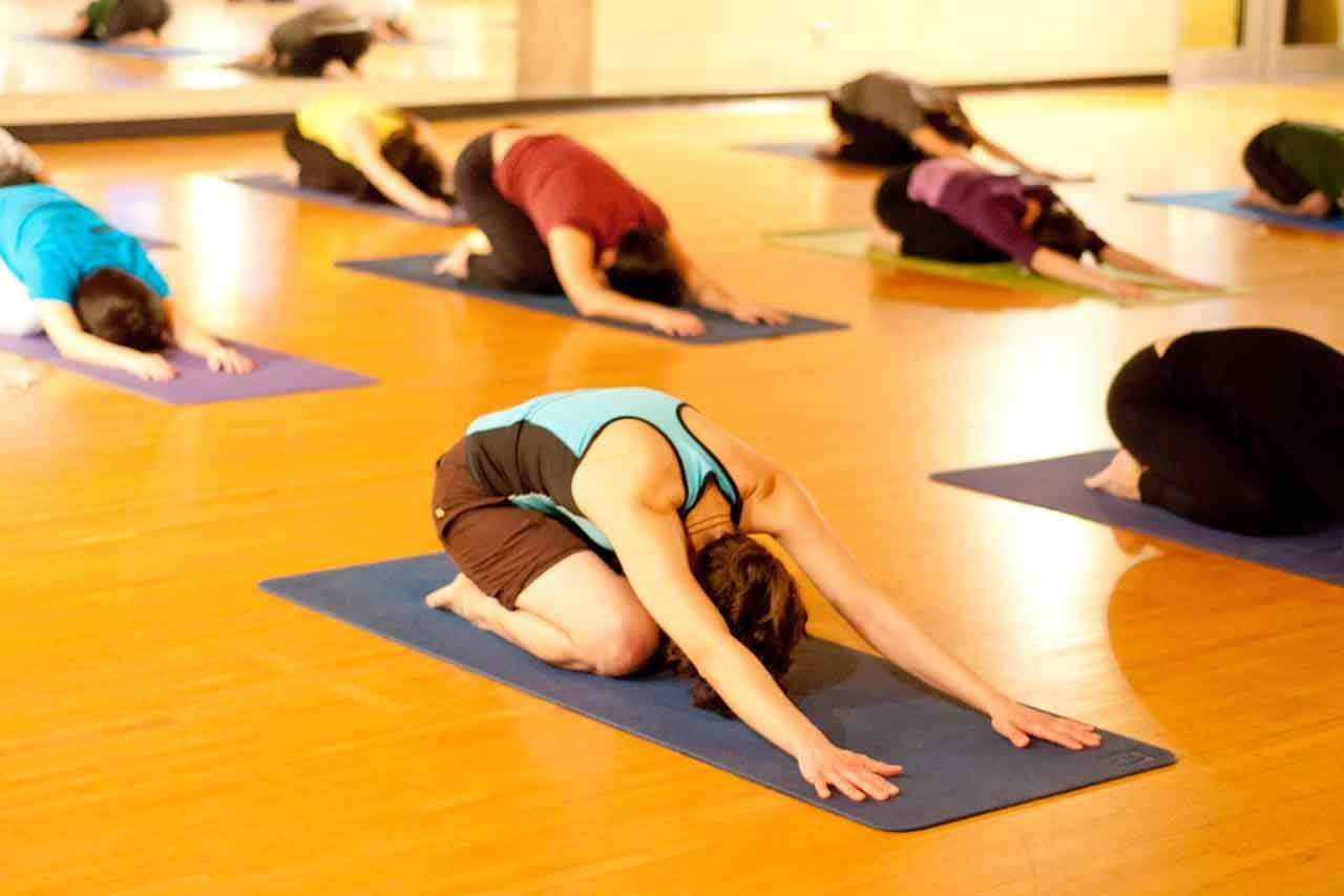 8 Simple Yoga Poses That Will Help You Beat Stress