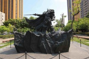 Read more about the article Blizzard Celebrates Its 25th Anniversary By Making A Giant Bronze Lich King Statue