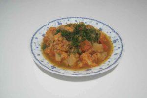 Cauliflower Moussaka