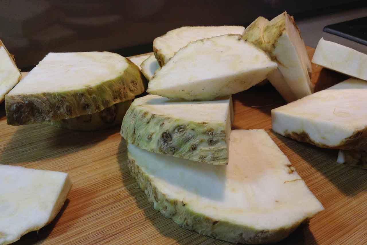 Celeriac Cure For Cirrhosis