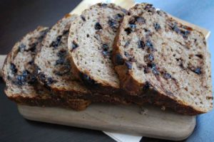 Read more about the article Chocolate Rye Bread