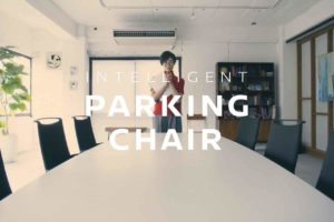 Read more about the article Intelligent Parking Chairs From Nissan