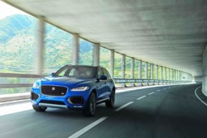 Jaguar F-Pace Wins Two Awards At A Time!