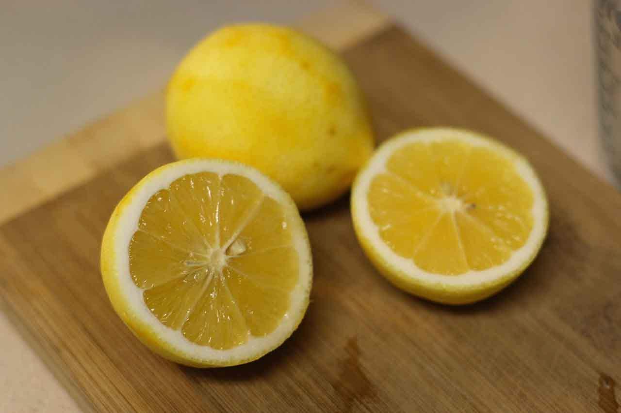 Lemon Cure For Dental Care