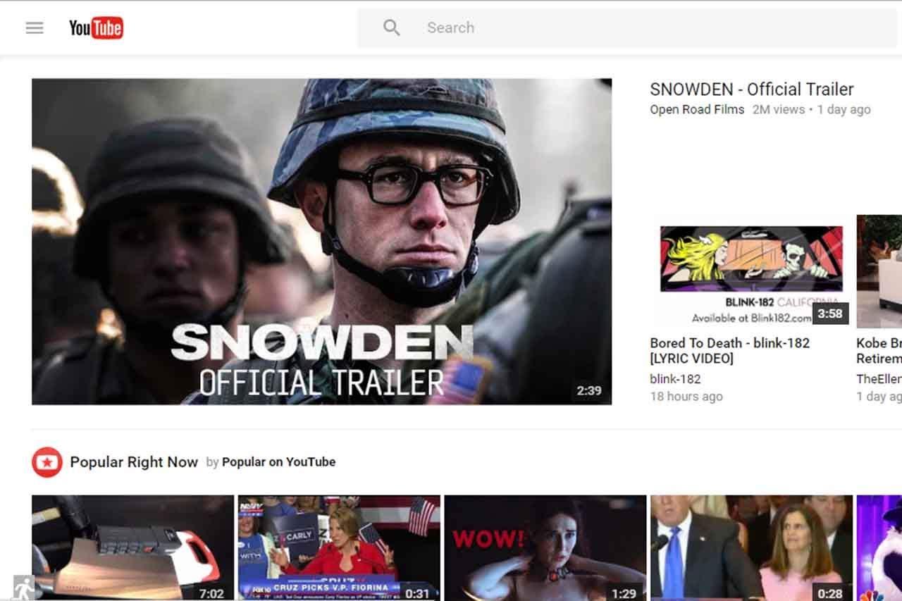 Meet YouTube's New Look