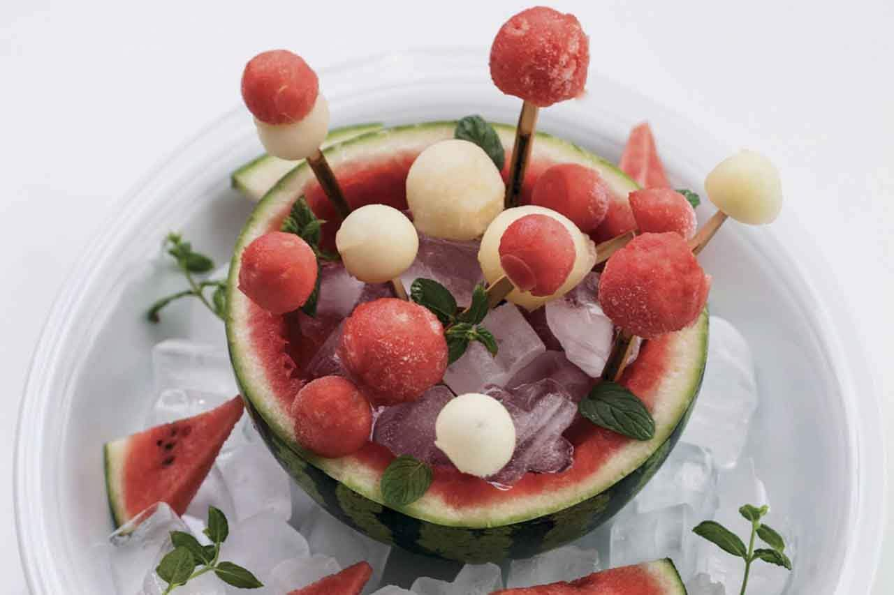 Melon & Watermelon Lollipops You Need To Try Before Summer Ends