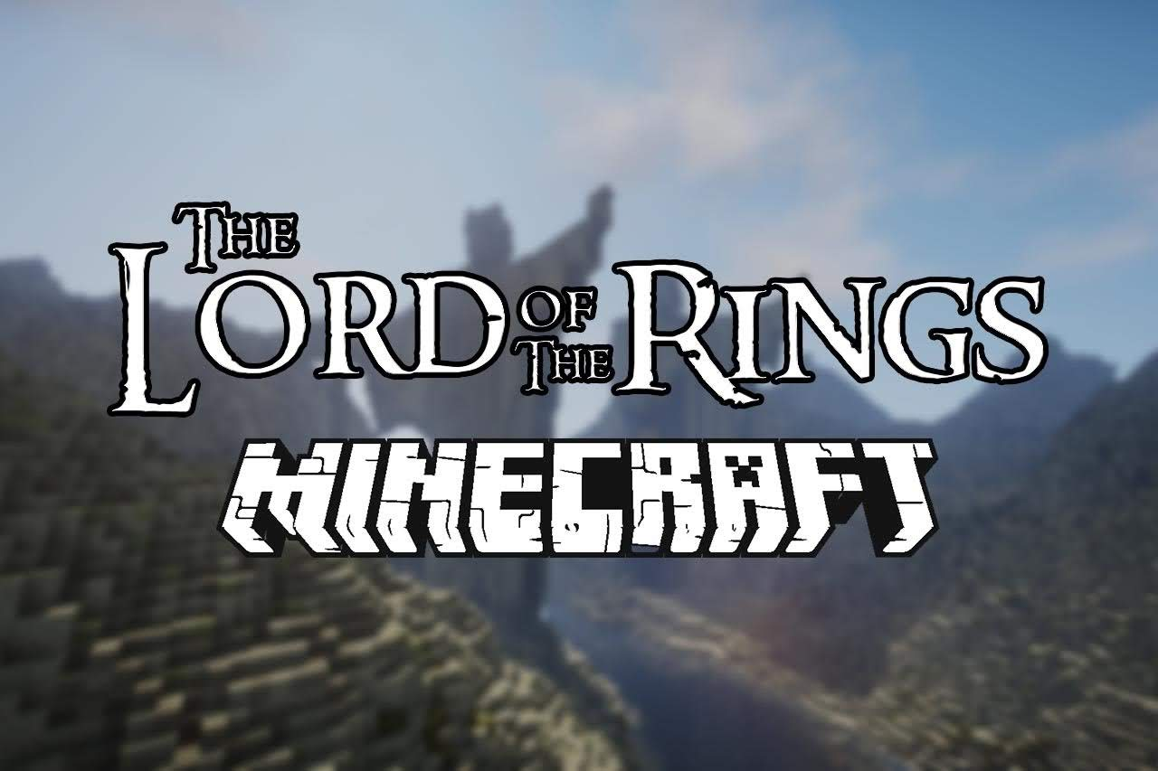 "Minecraft Players Have Been Creating ""The Lord Of The Rings"" Universe Since 2010"
