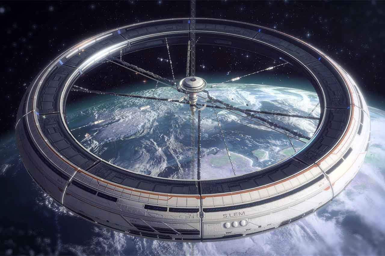 New Details Released About Asgardia (The Craziest Project Of The Decade)