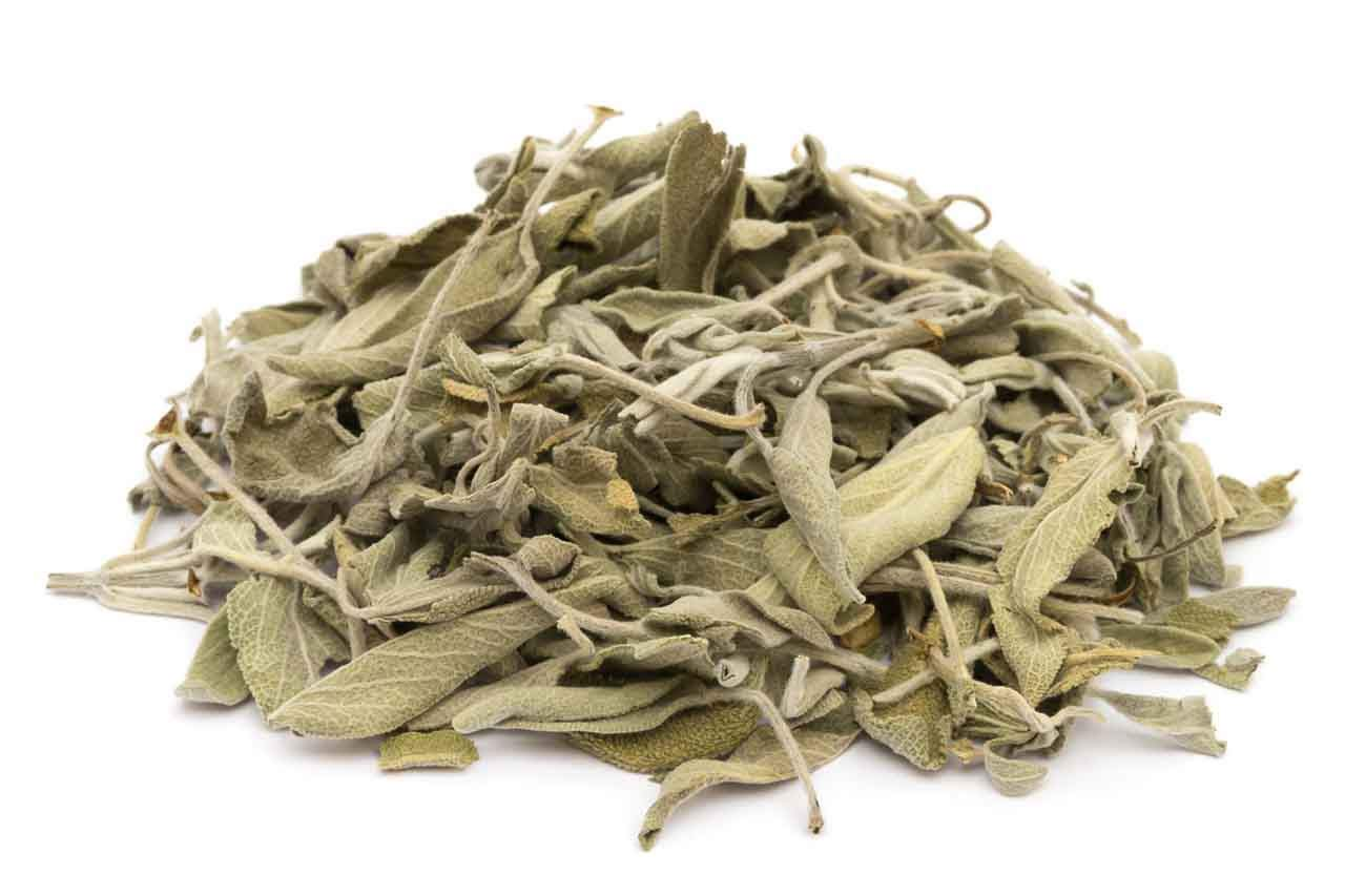 Sage Tea For Cough And Bad Breath