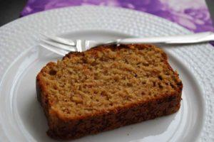 Soy Milk Honey Cake