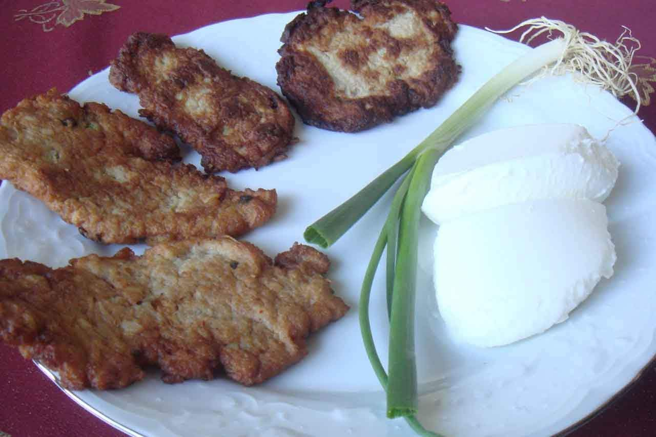 You are currently viewing Spicy Cauliflower Patties