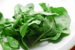 Read more about the article Spinach Cure For Anemia