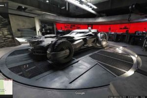 Take A Look Inside The Batcave