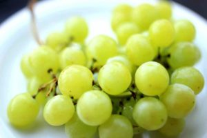 "The Most Powerful Antioxidant: ""White Grape"""