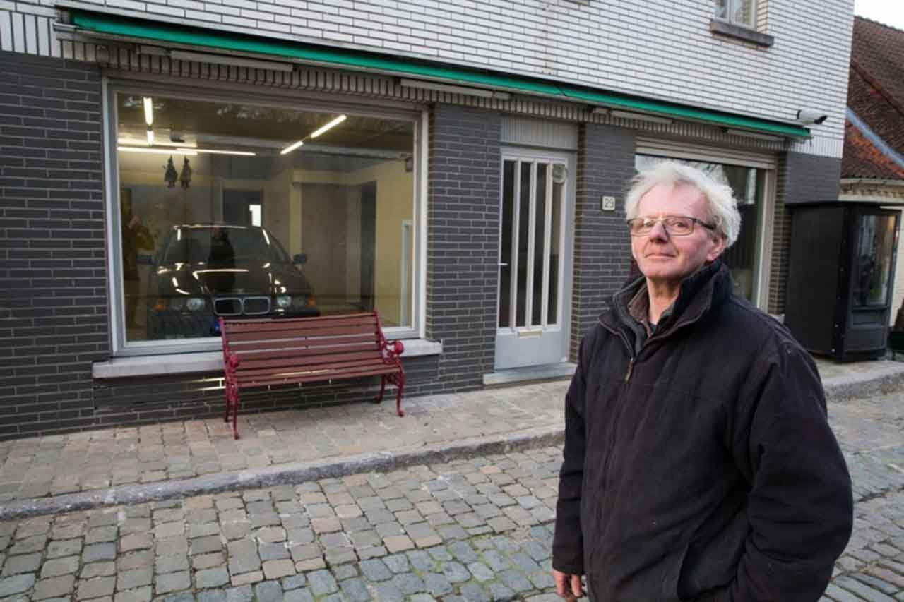 This Man Got Really Creative When City Council Refused A Garage Permit