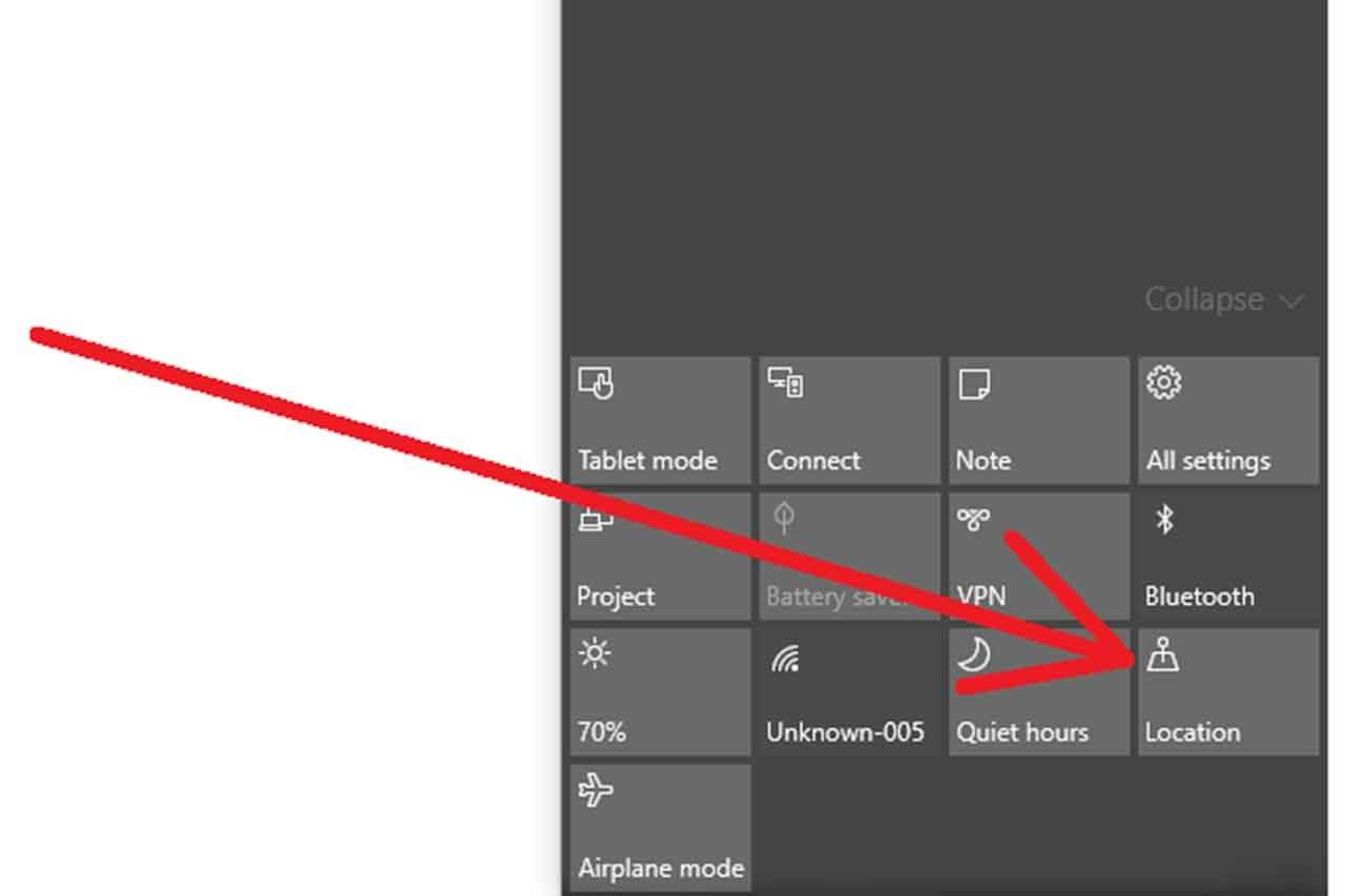 Turning Off Location Service In Windows 10 Is Tricky