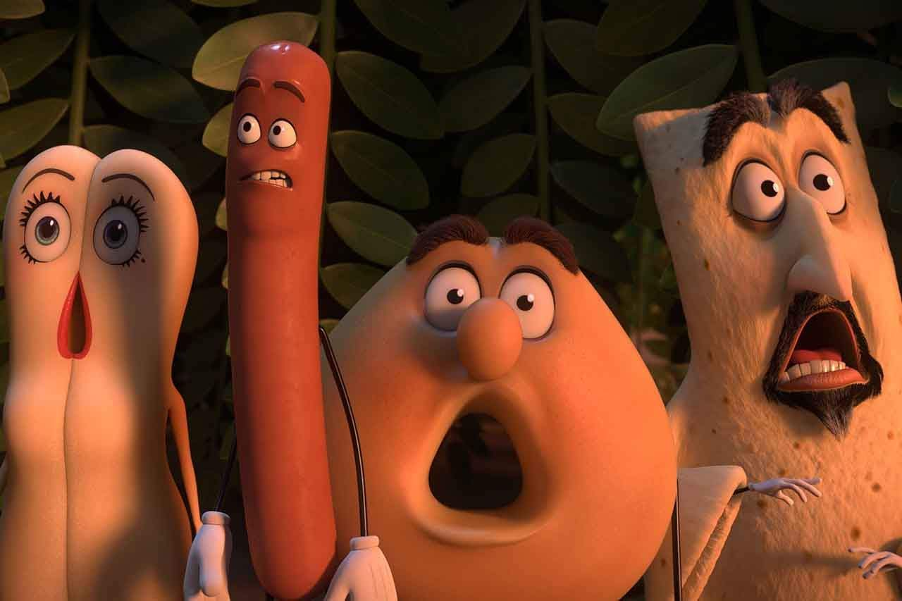 You are currently viewing Watch 'Sausage Party' Red Band Trailer
