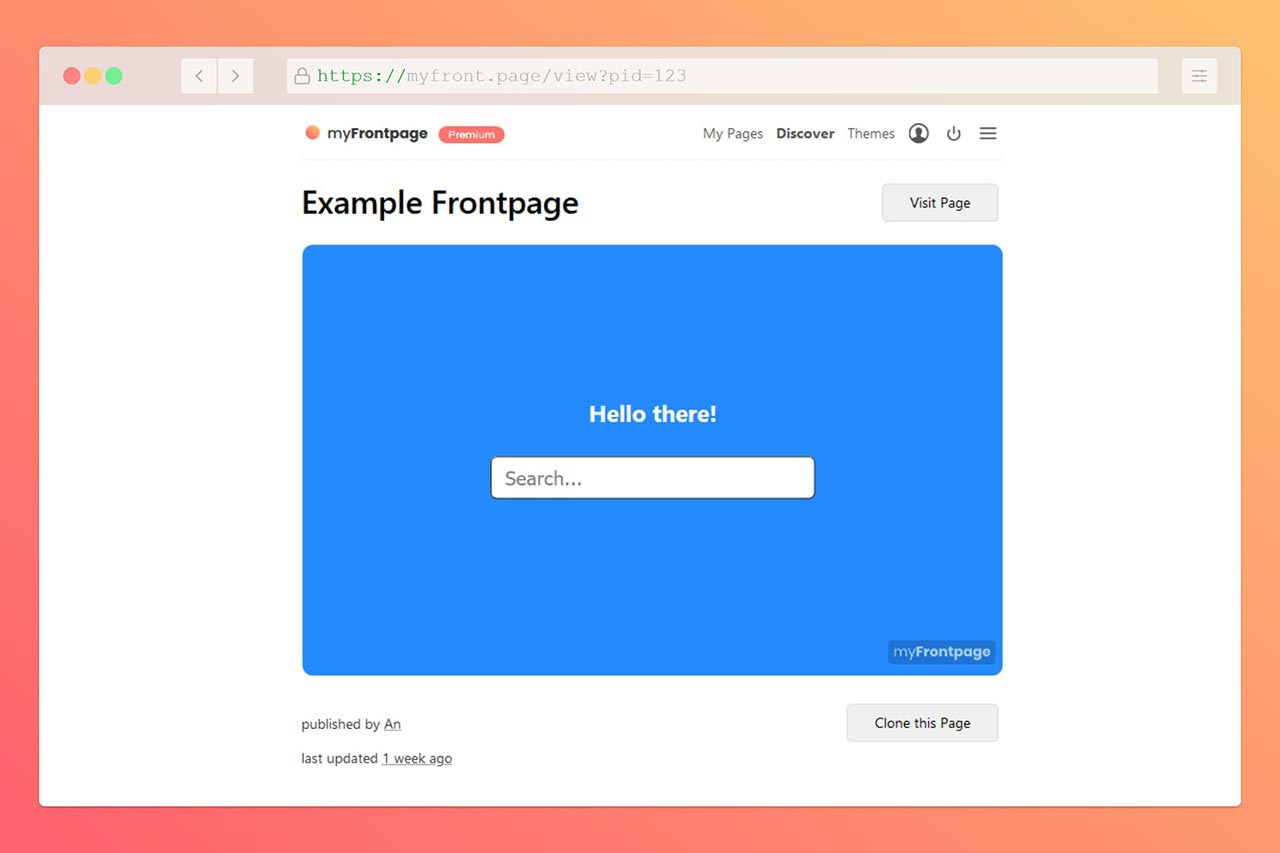 This Tool Allows You To Customize Your Browser's New Tab