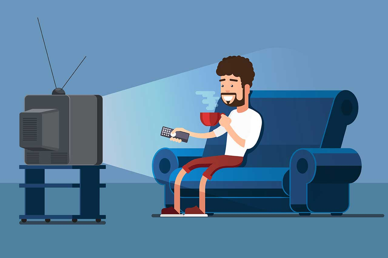 Why Binge Watching Is A Serious Risk To Your Health