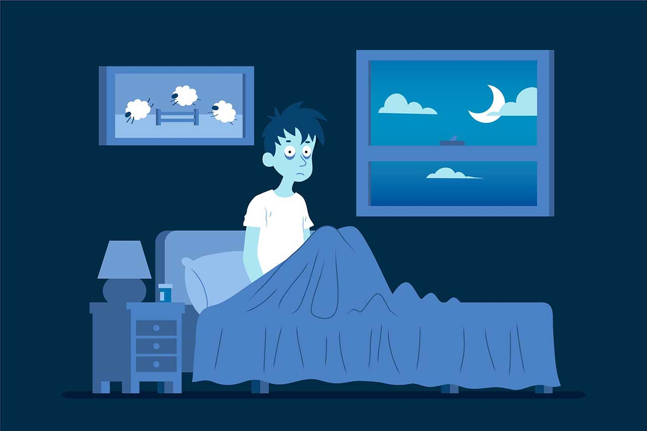 Read more about the article Why Do You Always Wake Up At The Same Time At Night?
